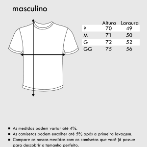 Camiseta Onething 3/4 Masculino