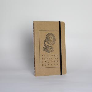 Caderno Feito a Mão |  P  | 17 x 10