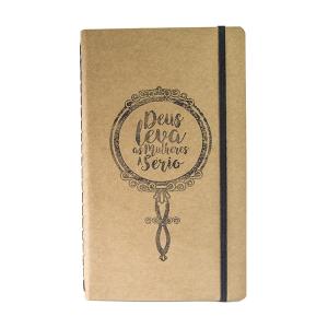 Caderno Feito A Mão | Podqueen | 21×12