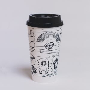 Copo Coffee | Apocalipse