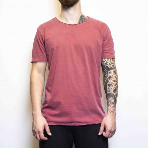 Camiseta Pray Vermelha | Masculina