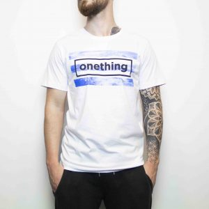 Camiseta Onething Nuvens I Masculina