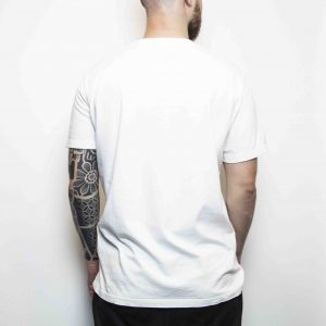 Camiseta Fhop Branca | Masculina