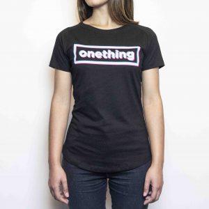Camiseta Onething Glitch | Feminina