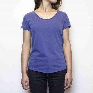 Camiseta Pray Azul | Feminina