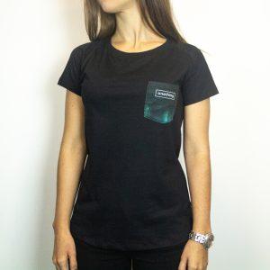 Camiseta Onething Bolso I Feminina