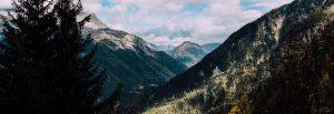 Dos vales ao topo da montanha