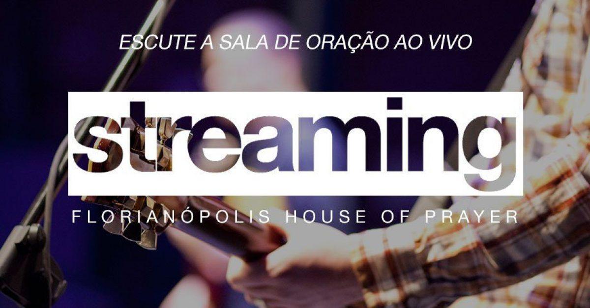 Acompanhe a transmissão online de nossa casa de oração