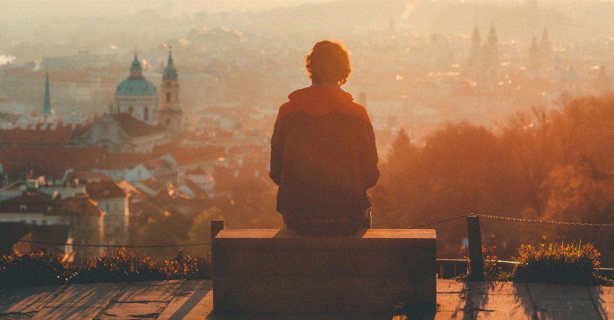 Deus não tem crise de identidade