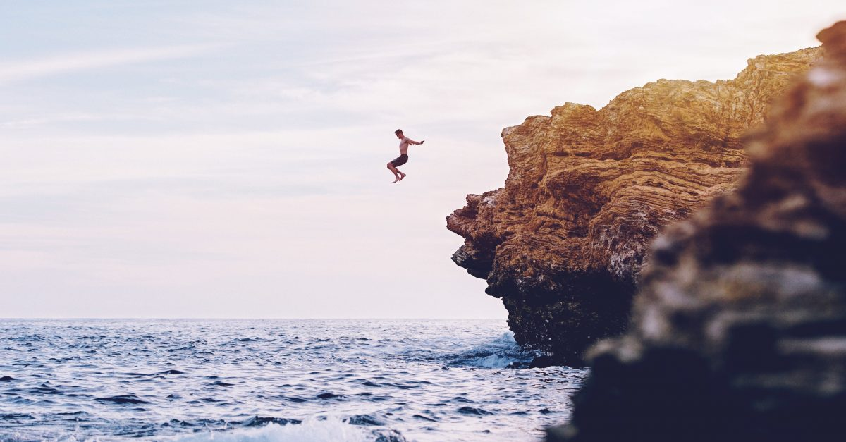 Coragem para vencer o medo que paralisa