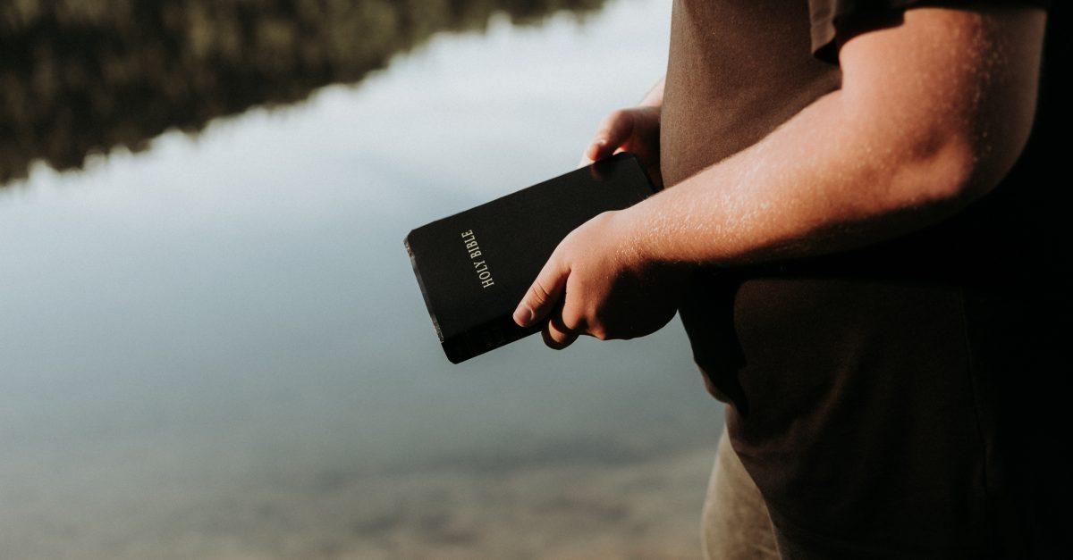 Meditando nas escrituras