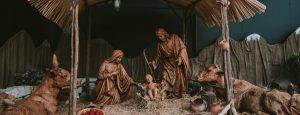 A ofensa da mensagem do Natal