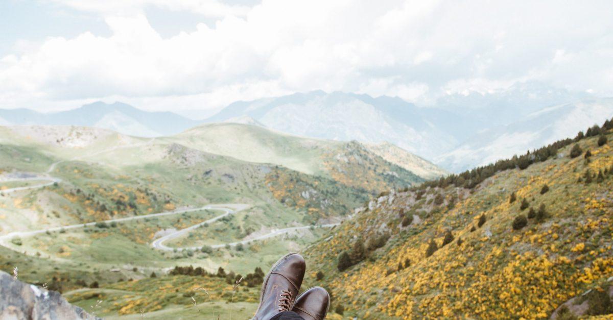 Descanso: deixando-se cuidar por Deus