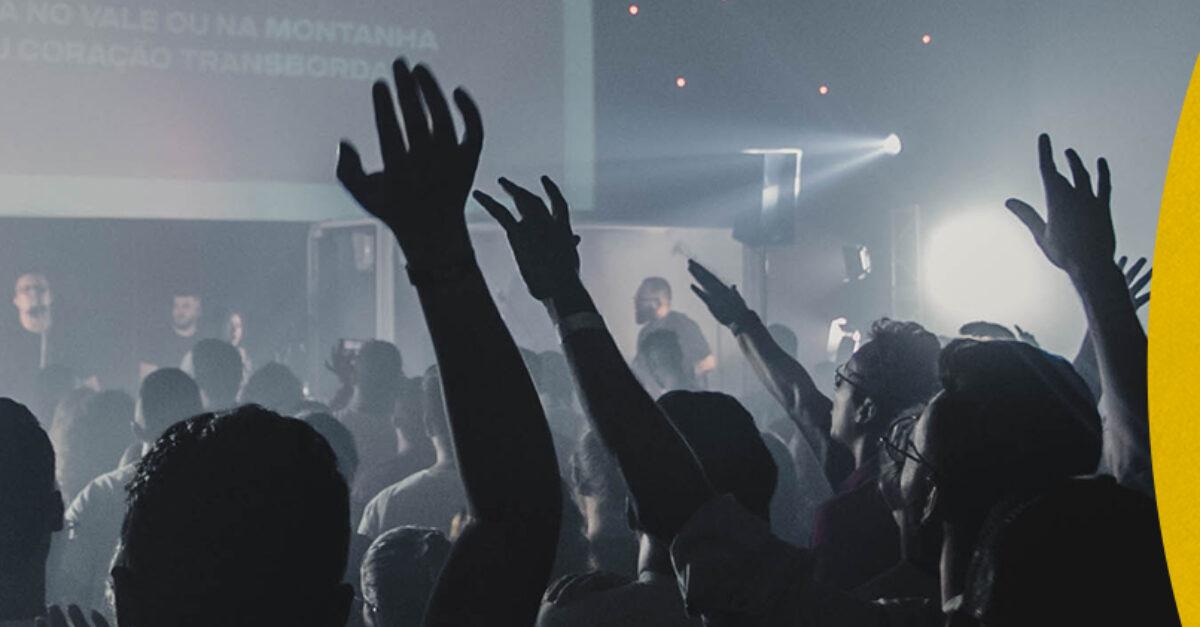 O som da casa de oração: vivendo no lugar de oração