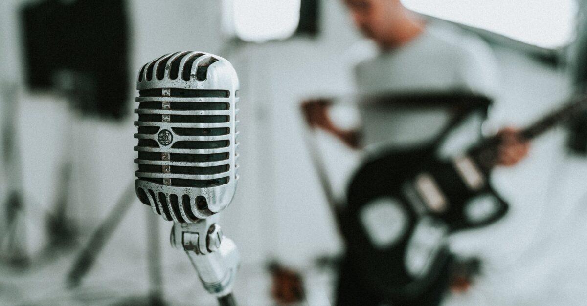 A paixão de Jesus pelo canto