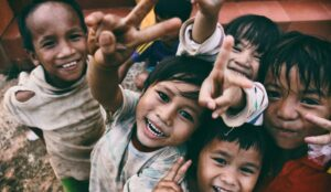orar pelas criancas